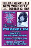 Aretha Franklin  NYC  1968