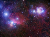 The Belt Stars of Orion