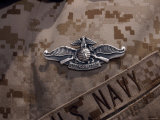 The Enlisted Fleet Marine Force Warfare Specialist Pin