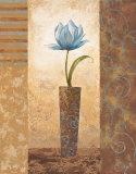 Brazen Blue Tulip