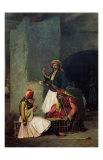 Joueurs de Dames  c1859