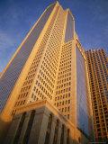 Skyscraper  Dallas  Texas  USA