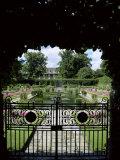 Sunken Garden  Kensington Gardens  London  England  United Kingdom
