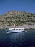 Boat Trippers  East Coast  Anthony Quinn's Bay  Rhodes  Greek Islands  Greece