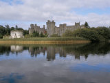 Ashford Castle  Cong Area  County Mayo  Connacht  Eire (Ireland)