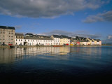 Long Walk View from Claddagh Quay  Galway Town  County Galway  Connacht  Eire (Ireland)