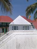 Heritage Quay, St. John's, Antigua, Leeward Islands, West Indies, Caribbean, Central America Papier Photo par Bruno Barbier