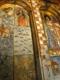 Narga Selassi Church  Isle of Dek  Lake Tana  Gondar Region  Ethiopia  Africa
