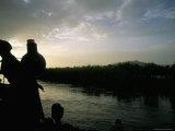 On the Blue Nile River  Near Lake Tana  Gondar Region  Ethiopia  Africa