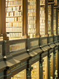 Gallery of the Old Library  Trinity College  Dublin  County Dublin  Eire (Ireland)