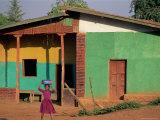 Village of Goulisoo  Oromo Country  Welega State  Ethiopia  Africa