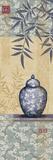 Bamboo and Blossom I