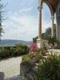 Villa Ephrussi  Historical Rothschild Villa  St Jean Cap Ferrat  Alpes-Maritimes  Provence  France