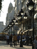 Avenue Habib Bourgiba  Tunis  Tunisia  North Africa  Africa