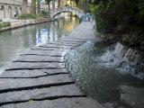 Riverwalk  San Antonio  Texas  USA