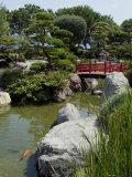 Japanese Gardens  Monte Carlo  Monaco