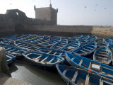 Essaouira Harbour  Morocco  North Africa  Africa