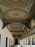Bahia Palace  Marrakech  Morocco  North Africa