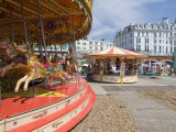 Carousel on Brighton Beach  Brighton  Sussex  England  United Kingdom