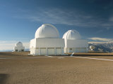 El Tololo Observatory  Elqui Valley  Chile  South America