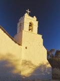 Iglesia De San Pedro  San Pedro De Atacama  Chile  South America