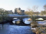 Brougham Castle  Eamont  Penrith  Cumbria  England  United Kingdom