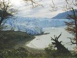 Glacier  Perito Moreno  Argentina  South America