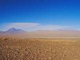The Atacama Desert  Chile  South America