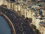 Marine Drive  Bombay City (Mumbai)  India