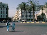 Tripoli  Libya  North Africa  Africa
