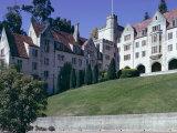 Berkeley University  Near San Francisco  California  USA
