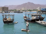 Khor Fakkan  Fujairah Sheikdom  United Arab Emirates  Middle East