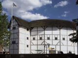 The Globe Theatre  Bankside  London  England  United Kingdom