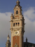 Tower of the Nouvelle Bourse (New Mint)  Lille  Nord  France