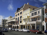 Front Street  Hamilton  Bermuda  Central America