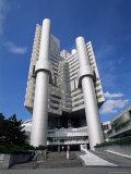 Hypobank Building  Munich  Bavaria  Germany