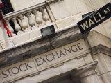 New York Stock Exchange  Wall Street  Manhattan  New York City  New York  USA