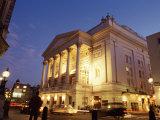 Royal Opera House  Covent Garden  London  England  United Kingdom