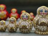 Russian Dolls  Siberia  Russia