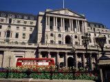 The Bank of England  City of London  London  England  United Kingdom