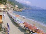 Fegina Beach  Cinque Terre  Liguria  Italy