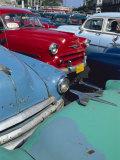 Old American Classic Cars  Transport  La Habana  Cuba