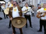 Piazza Garibaldi (Garibaldi Square)  Mexico City  Mexico  North America