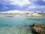 Southeast Coast  Island of Sardinia  Italy  Mediterranean