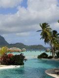 Pearl Beach Resort  Bora-Bora  Leeward Group  Society Islands  French Polynesia