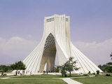 Azadi Tower  Teheran  Iran  Middle East