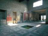 Politician's House  Pompeii  Campania  Italy