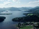 Loch Lomond  Strathclyde  Scotland  United Kingdom