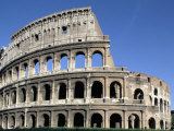 The Colosseum  Rome  Lazio  Italy