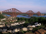 Forth Railway Bridge  Scotland  United Kingdom